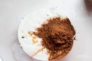 Шоколадный торт без сахара - фото шаг 6