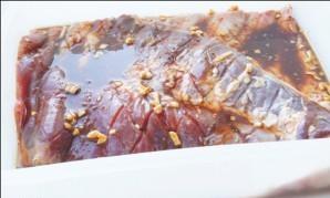 Свиные ребрышки-гриль в маринаде - фото шаг 3