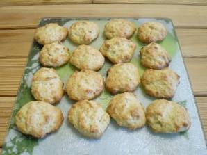 Печенье с яблоками - фото шаг 9