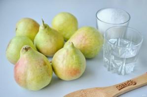 Варенье из груш в духовке - фото шаг 1