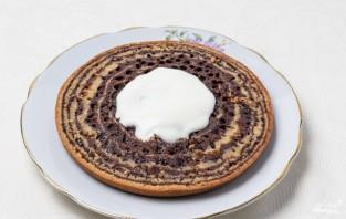 Ореховый торт в мультиварке - фото шаг 7