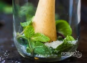 Летний напиток с мятой и сельдереем - фото шаг 2