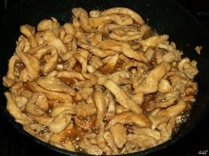 Рис с грибами и овощами - фото шаг 10
