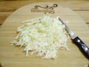 Постные щи из свежей капусты - фото шаг 5