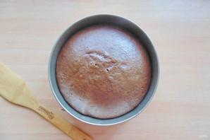 """Шоколадный торт с кремом """"Пломбир"""" - фото шаг 9"""