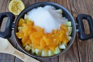 Варенье из кабачков с апельсином и лимоном - фото шаг 4