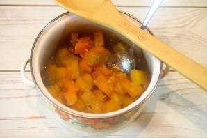 Варенье из тыквы с апельсином - фото шаг 4