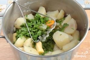 Картофельные зразы с сыром - фото шаг 5