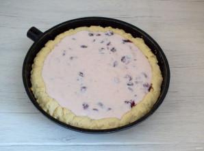 Пирог с вишней и йогуртом - фото шаг 10
