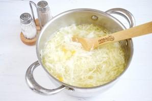 Постный суп-пюре из свеклы - фото шаг 4