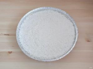 Кокосовый кухен - фото шаг 6