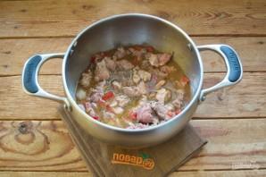 Цыганский острый суп - фото шаг 6