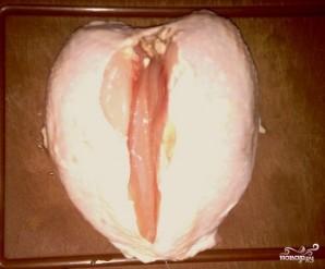 Куриная грудка с болгарским перцем - фото шаг 1