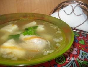 Суп с картофельными клецками - фото шаг 10