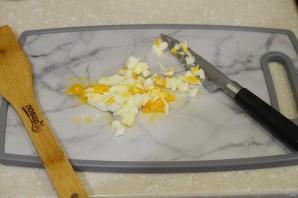 ПП салат с курицей - фото шаг 3