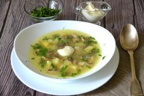 Суп из сыроежек - фото шаг 12