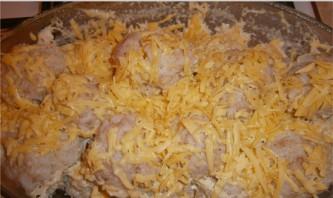 Тефтели со сливками в духовке - фото шаг 2