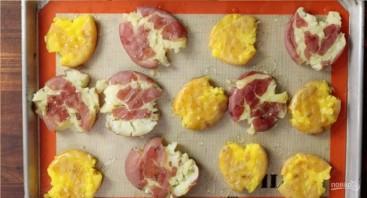 Картофель ,запеченный в духовке - фото шаг 3