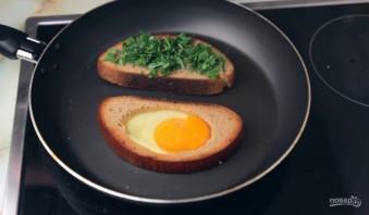Суперсытный сэндвич на завтрак - фото шаг 3