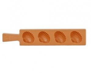 Печенье в виде ракушек - фото шаг 3