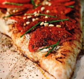 Пицца из лаваша - фото шаг 5