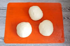 Рогалики с сыром из дрожжевого теста - фото шаг 10