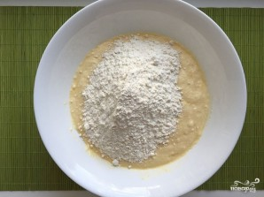 Творожно-лимонный кекс - фото шаг 3