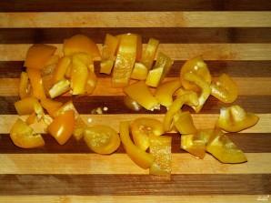 Рис с грибами и овощами - фото шаг 8