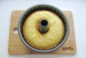 Лимонный кекс на кефире - фото шаг 7