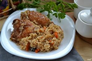 Индейка с рисом - фото шаг 7