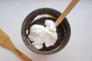 Шоколадный шифоновый бисквит - фото шаг 12