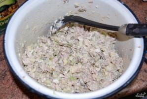 """Классический французский салат """"Оливье"""" - фото шаг 18"""