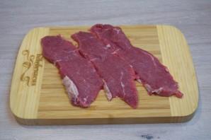 Лангет из говядины - фото шаг 1