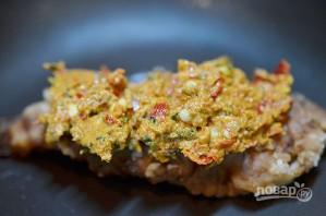 Огуречный сэндвич от повара - фото шаг 3
