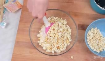 Шарики из попкорна с маршмеллоу - фото шаг 3