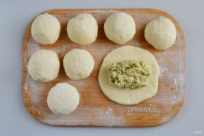 Вкусные пирожки на кефире - фото шаг 14