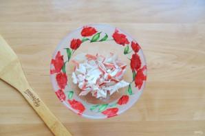 Салат с курицей и маринованными огурцами - фото шаг 2
