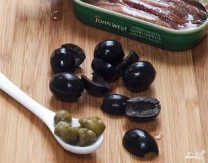 Салат по-тоскански  - фото шаг 6