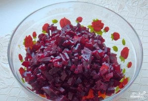 Любимый салат Петра 1 - фото шаг 2