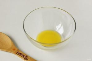 Банановый кекс в кружке - фото шаг 2