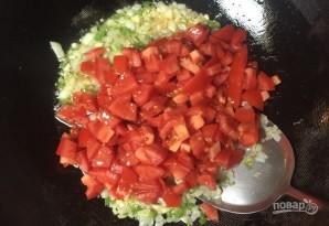 Спагетти с домашним томатным соусом - фото шаг 8