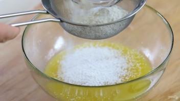 Ванильное кокосовое печенье - фото шаг 2