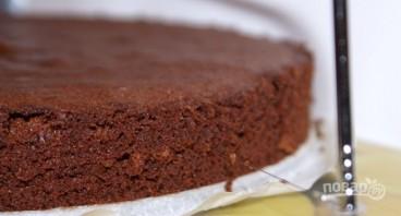 Рождественский торт с черносливом - фото шаг 9