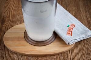 Домашний майонез на молоке - фото шаг 3