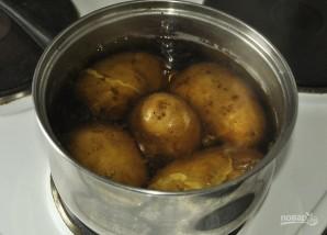 Картофельные клёцки - фото шаг 1