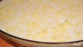 Мусака с картофелем - фото шаг 9