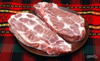Мясо на гриле - фото шаг 1