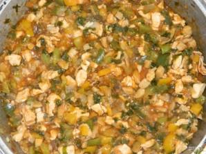 Рисовые конвертики ПП - фото шаг 4
