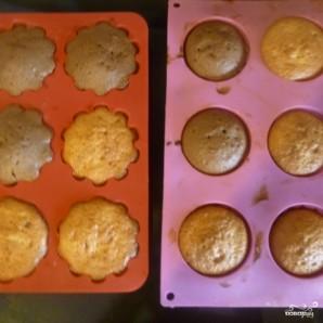 Кексы проще простого - фото шаг 10