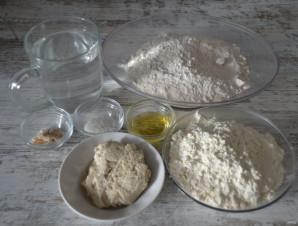 Ячменный хлеб - фото шаг 1